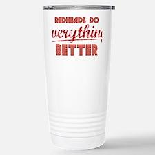 redheads_everything_RED Travel Mug