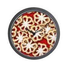 rosettes_sb Wall Clock