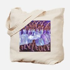nutcdance sq Tote Bag