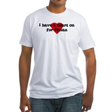 Heart on for Conan Shirt