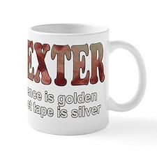 dexterductapeb Small Mugs