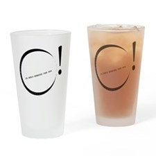 JYJ Showcase Drinking Glass
