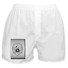 8-ball dragon 6x4_card Boxer Shorts