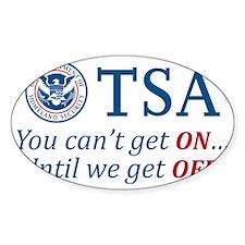 TSA-light Decal
