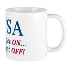 TSA-light Mug