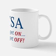 TSA-light Mug
