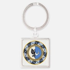 Province of Connaught Square Keychain
