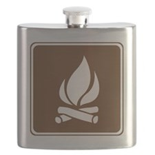 brown_campfire_sign_real Flask