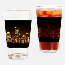 2010PghLightUp409_MED Drinking Glass