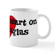 Heart on for Douglas Mug