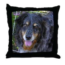 TinaShirtGWEN Throw Pillow