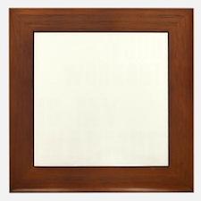 your-work-w Framed Tile