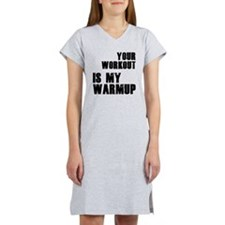 your-work-b Women's Nightshirt