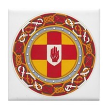 Province of Ulster Tile Coaster