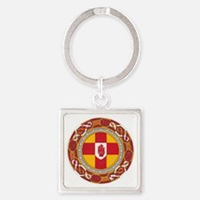 Province of Ulster Square Keychain