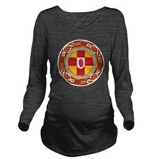 Province of Ulster Long Sleeve Maternity T-Shirt