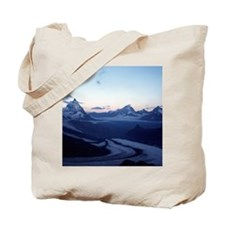 Swiss Alps Matterhorn Tote Bag