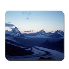 Swiss Alps Matterhorn Mousepad