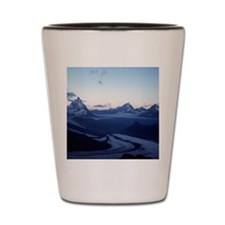 Swiss Alps Matterhorn Shot Glass