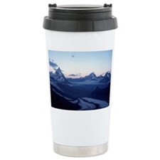 Swiss Alps Matterhorn Travel Mug