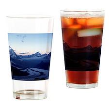 Swiss Alps Matterhorn Drinking Glass