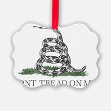 Dont Tread on Me Ornament