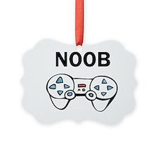 Gamer Noob Ornament