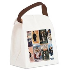 WWI navy posters Canvas Lunch Bag
