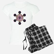 Metatrons Cube 10x10_appare Pajamas