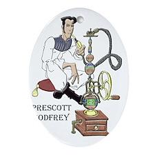 Prescott-Godfrey Oval Ornament
