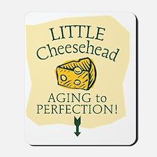 Little Cheesehead Mousepad