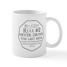 Bro Code Rule#2 Mugs