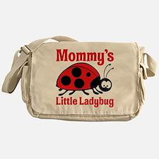 Ladybug Mommy Messenger Bag