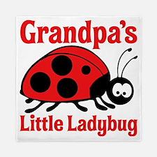 Ladybug Grandpa Queen Duvet