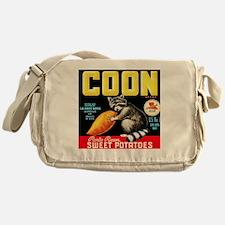 COON SWEET POTATOES Messenger Bag