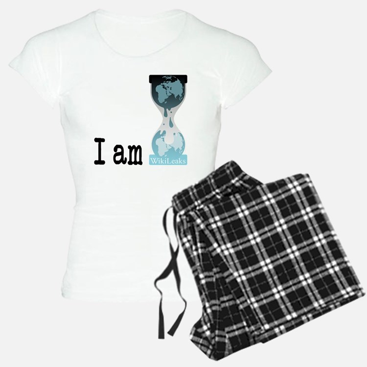 I am wikileaks3 Pajamas