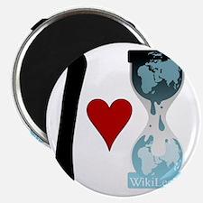 i heart wikileaks2 Magnet