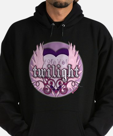 twilight forever purple copy Hoodie (dark)