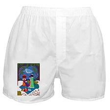 JackFrostBear Boxer Shorts