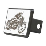 Bsa motorcycle Rectangle