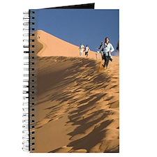 MERZOUGA: Erg Chebbi Dunes (up to 400 ft i Journal