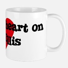 Heart on for Ellis Mug