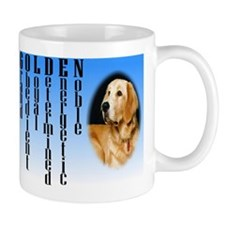 The meaning of Golden G. Retriever Mug
