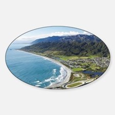Grey River and Greymouth, West Coas Decal