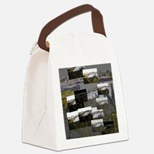 Views of Alameda Two Canvas Lunch Bag