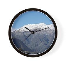 Road near Hari Hari and Wilberg Range,  Wall Clock