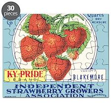 KENTUCKY STRAWBERRIES Puzzle