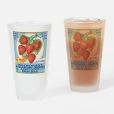 KENTUCKY STRAWBERRIES Drinking Glass