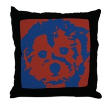 porkie_2tone_type1 Throw Pillow