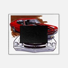 1970 Chevelle Red-Black Car Picture Frame